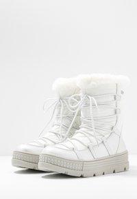 Tamaris - Snowboots  - white - 4