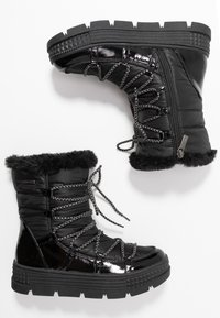 Tamaris - Zimní obuv - black - 3