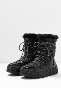 Tamaris - Zimní obuv - black - 4