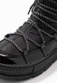 Tamaris - Zimní obuv - black - 2