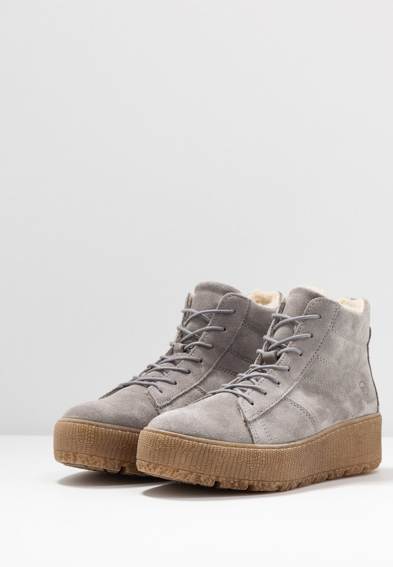 Light Tamaris Talons Boots Grey À jGqLUpSVzM