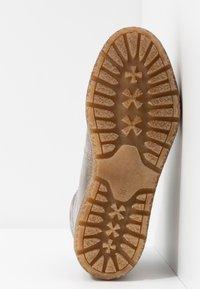 Tamaris - Platform ankle boots - light grey - 6