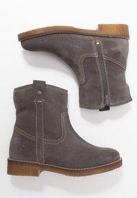 Tamaris - Kotníkové boty - anthracite - 3