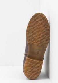 Tamaris - Kotníkové boty - anthracite - 6
