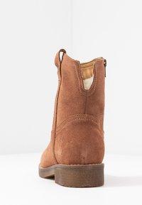 Tamaris - Kotníkové boty - cognac - 5