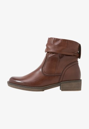 Boots  - Bottines - chestnut