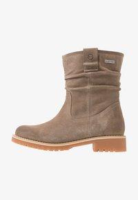 Tamaris - Kotníkové boty - taupe - 1