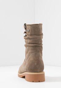 Tamaris - Kotníkové boty - taupe - 5