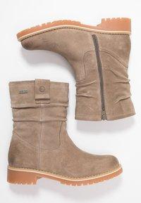 Tamaris - Kotníkové boty - taupe - 3