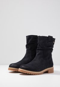 Tamaris - Classic ankle boots - navy - 4