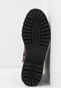 Tamaris - Platform ankle boots - bordeaux - 6