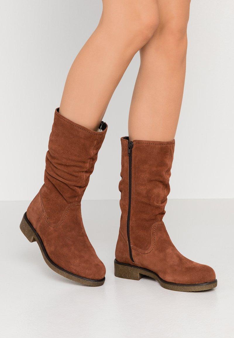 Tamaris - Boots - rust