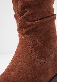 Tamaris - Boots - rust - 2