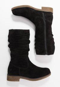 Tamaris - Høje støvler/ Støvler - black - 3