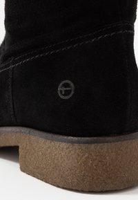 Tamaris - Høje støvler/ Støvler - black - 2