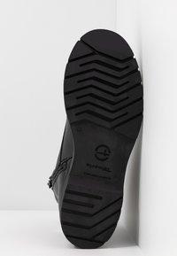 Tamaris - BOOTS - Bottines à lacets - black - 6