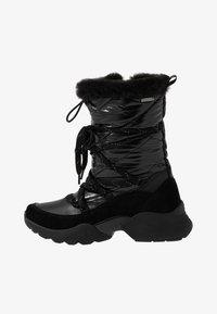 Tamaris - Vinterstøvler - black - 1