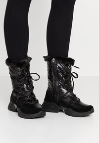 Tamaris - Vinterstøvler - black - 0