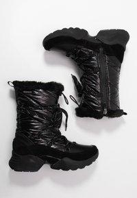 Tamaris - Vinterstøvler - black - 3