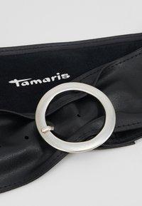 Tamaris - Midjebelte - schwarz - 5