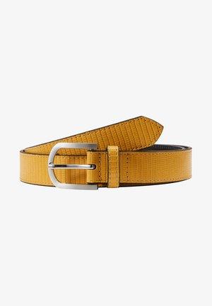 Belt - gelb