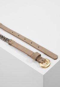 Tamaris - Belt - black/white - 2