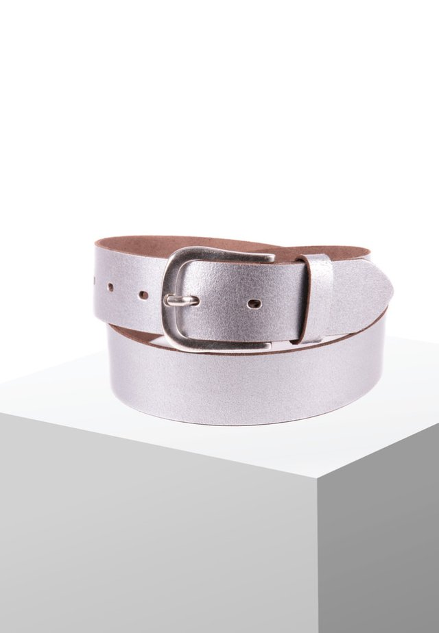 BESSY - Belt - silver