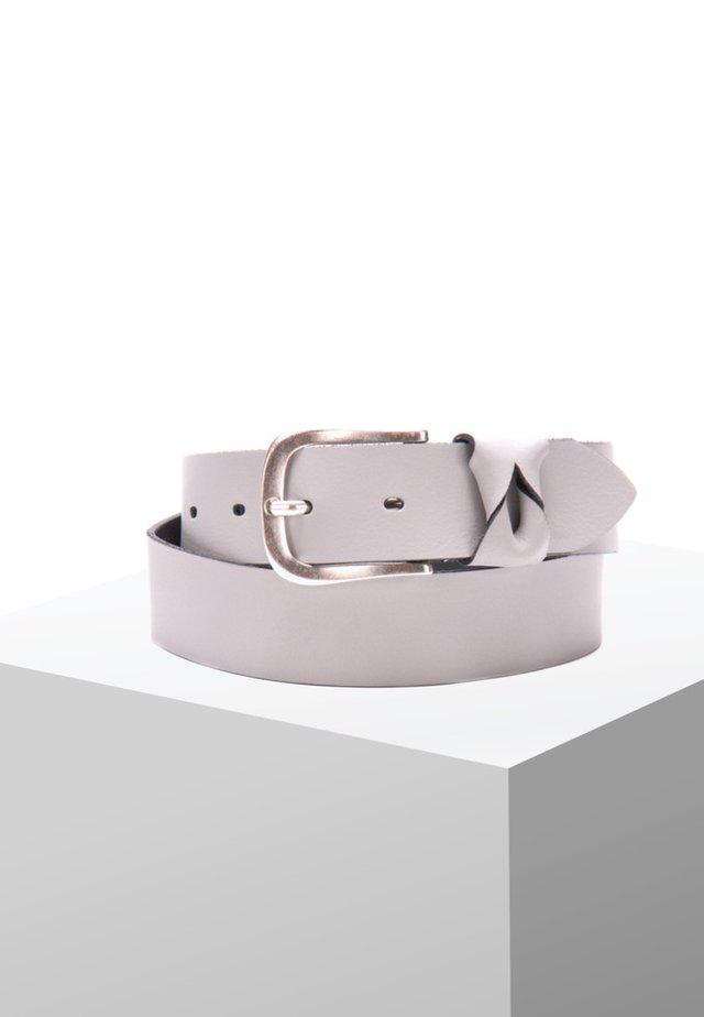 ABBY - Belt - grau