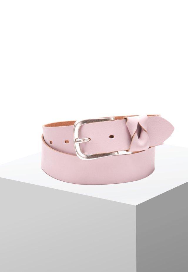 ABBY - Belt - lavendel