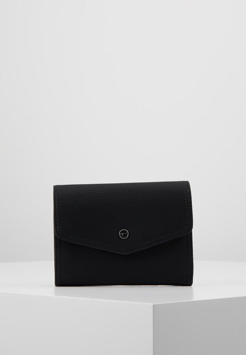 Tamaris - MEI SMALL WALLET WITH FLAP - Portafoglio - black