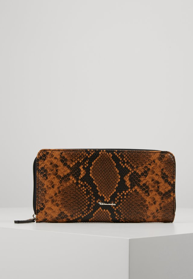 ANDREA - Wallet - braun
