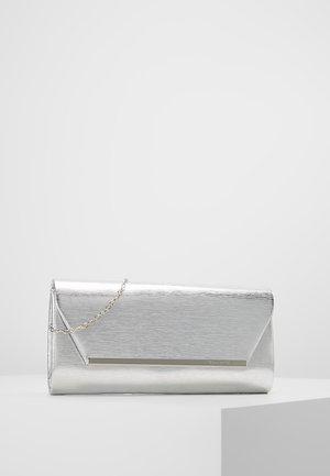 NILLA BAG - Pikkulaukku - silver