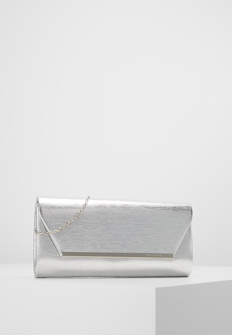 Tamaris - NILLA BAG - Clutch - silver