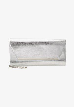 NILLA BAG - Pochette - silver