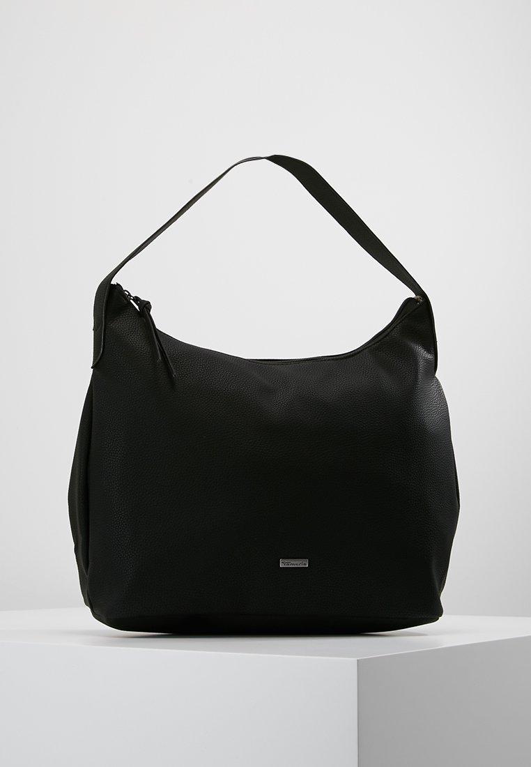 LOUISE HOBO BAG Handväska black