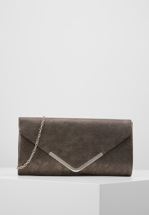 BRIANNA BAG - Clutch - pewter