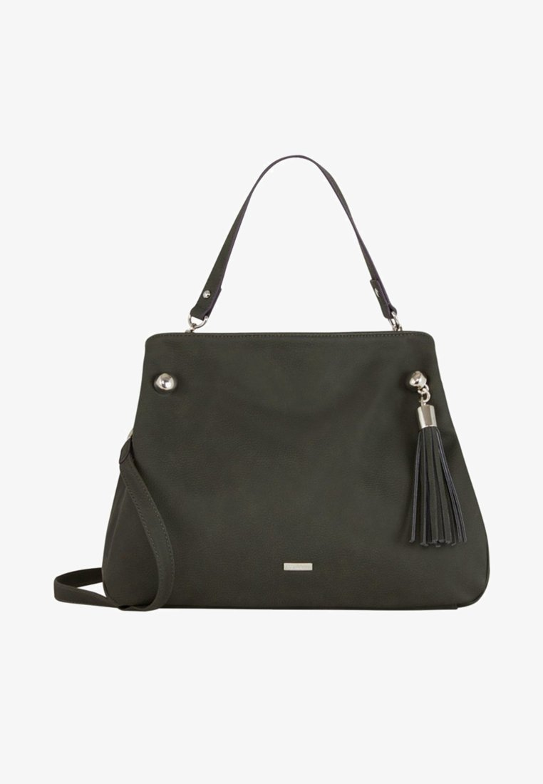 Tamaris - GWENY SHOULDER BAG - Handväska - moss