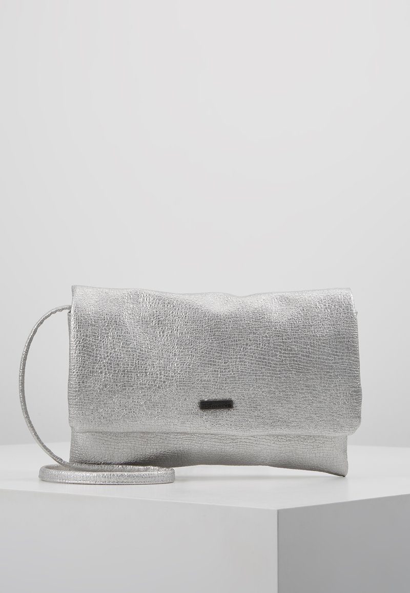 Tamaris - LOUISE BAG - Clutch - silver