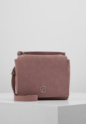 MILLA BUM BAG - Across body bag - rose