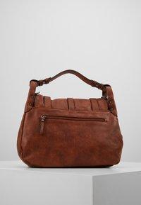 Tamaris - BERNADETTE SATCHEL BAG - Handbag - cognac - 2