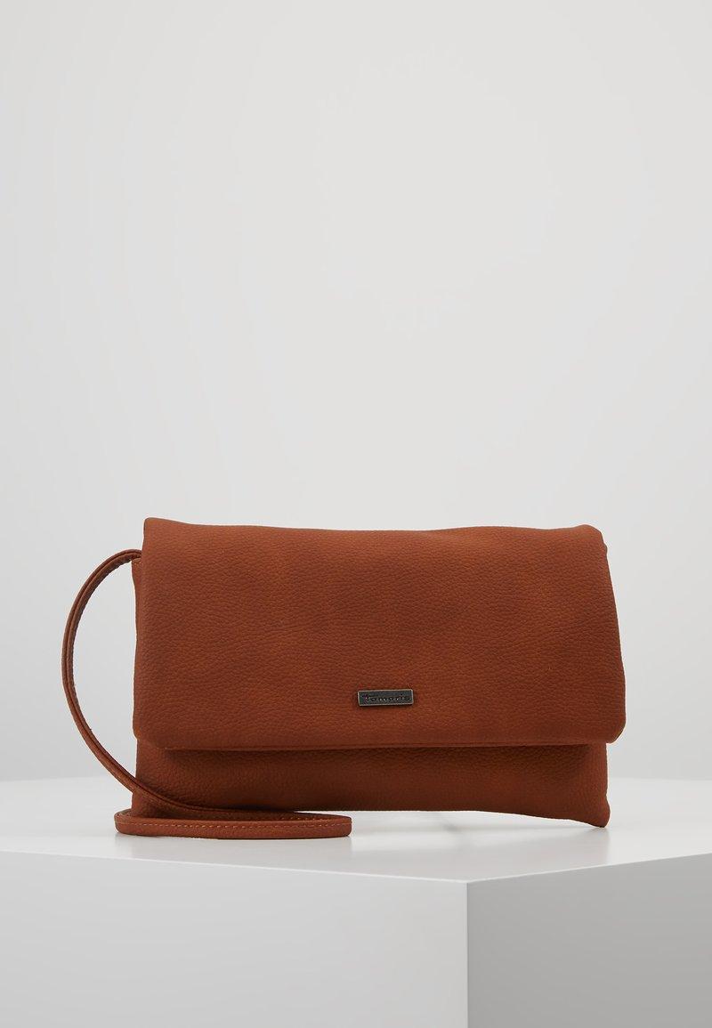 Tamaris - LOUISE CROSSBODY BAG - Across body bag - cognac