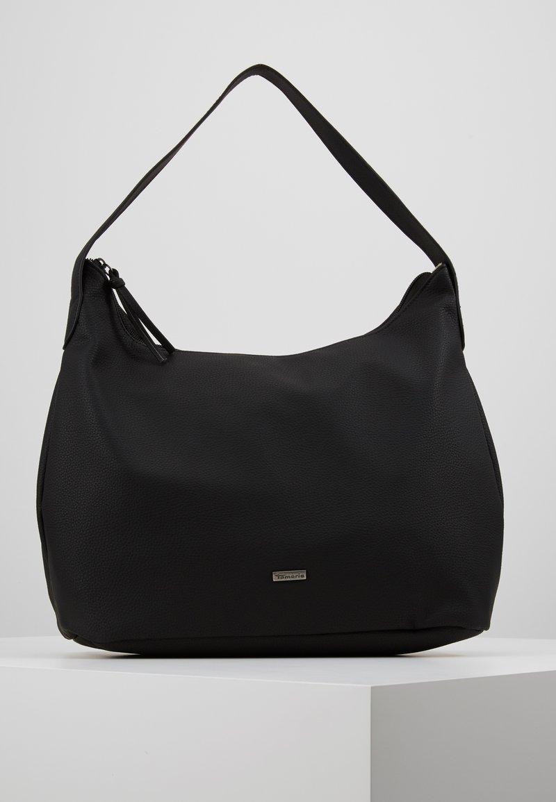 Tamaris - LOUISE HOBO BAG - Handbag - black