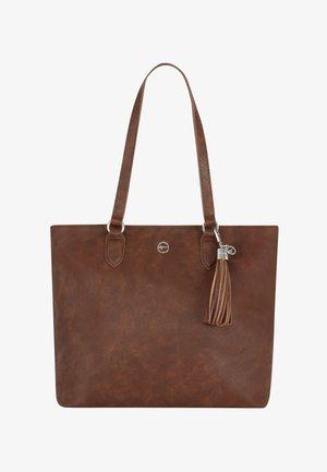 MABOU BAG - Shoppingväska - brown