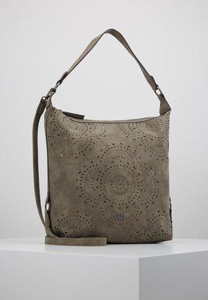 BATILDE HOBO BAG - Shopping Bag - grey