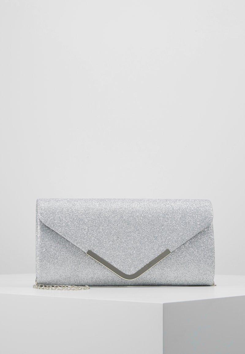 Tamaris - BRIANNA CLUTCH BAG - Clutch - silver