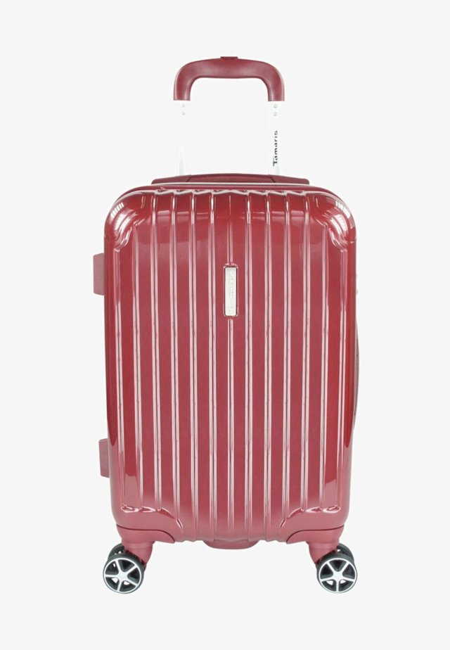 HART SHELL CASE - Trolley - red