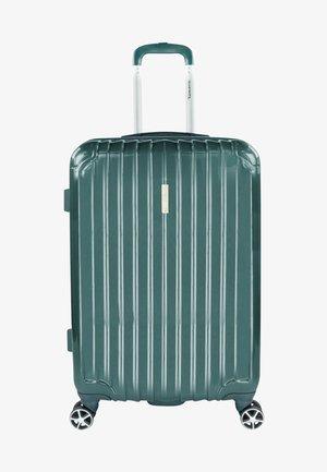Valise à roulettes - green