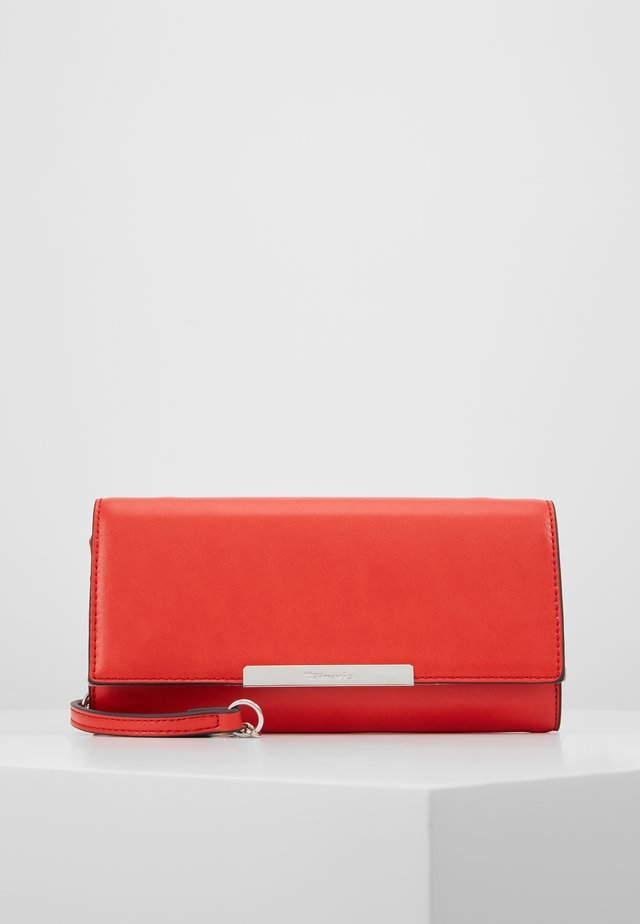 ADRIANE - Clutch - red