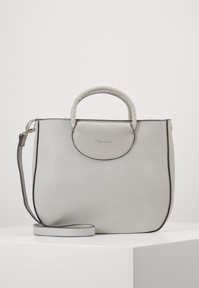 ALEXA - Handbag - light grey