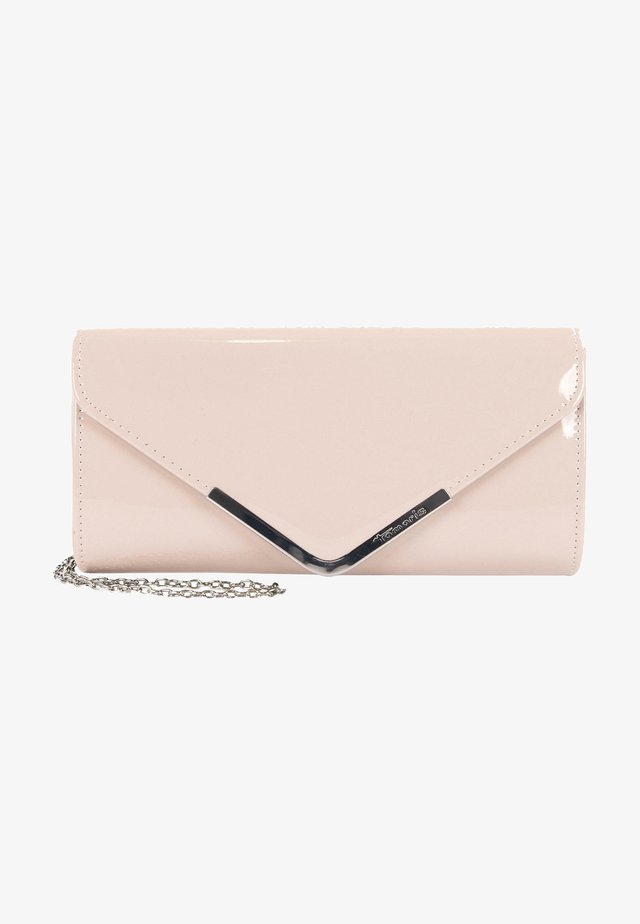 AMALIA - Clutch - cream-lack 499